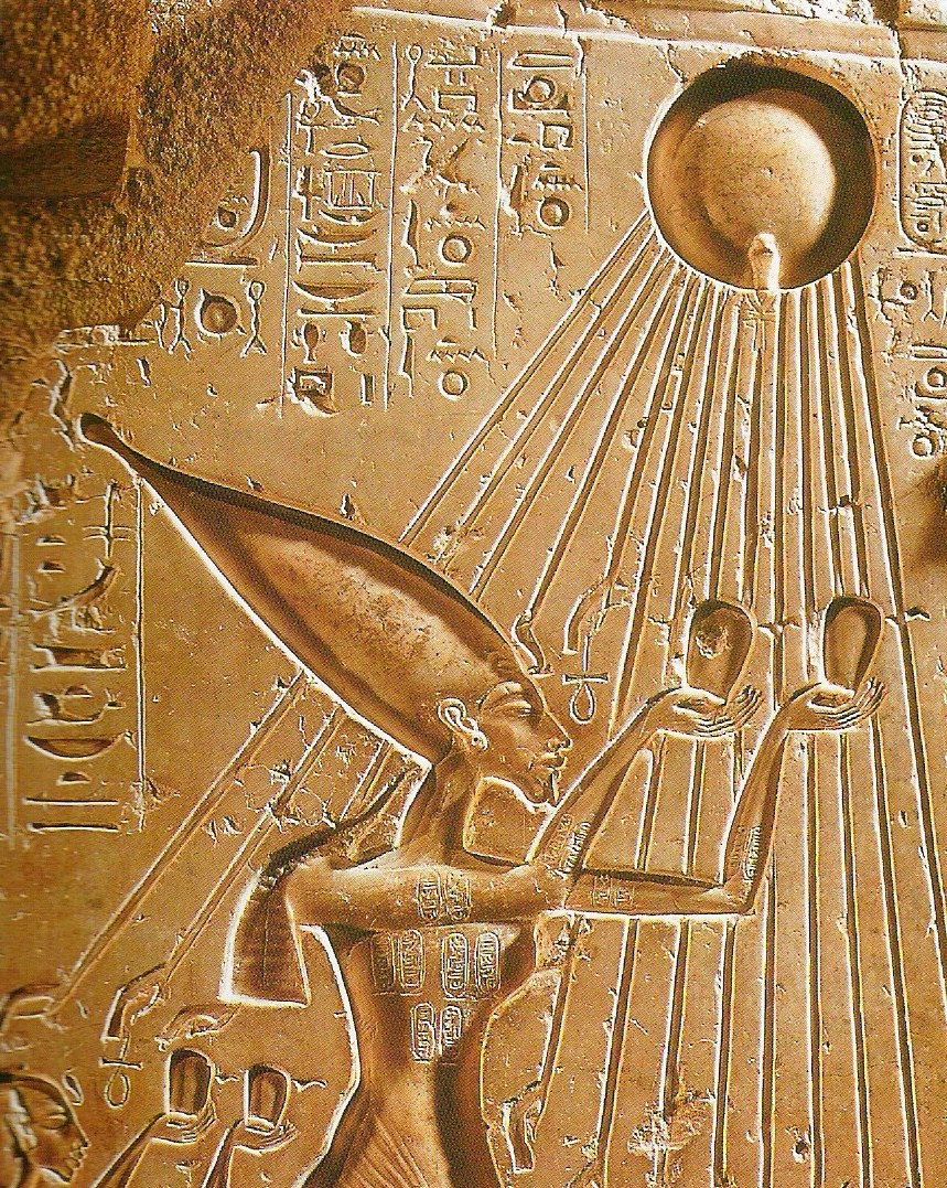 Akhenaten Aten