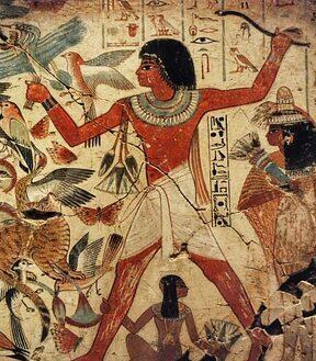 Egyptian attire