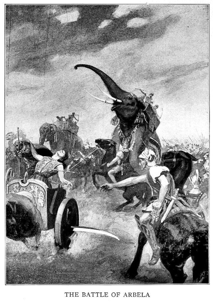 Greek Battles.
