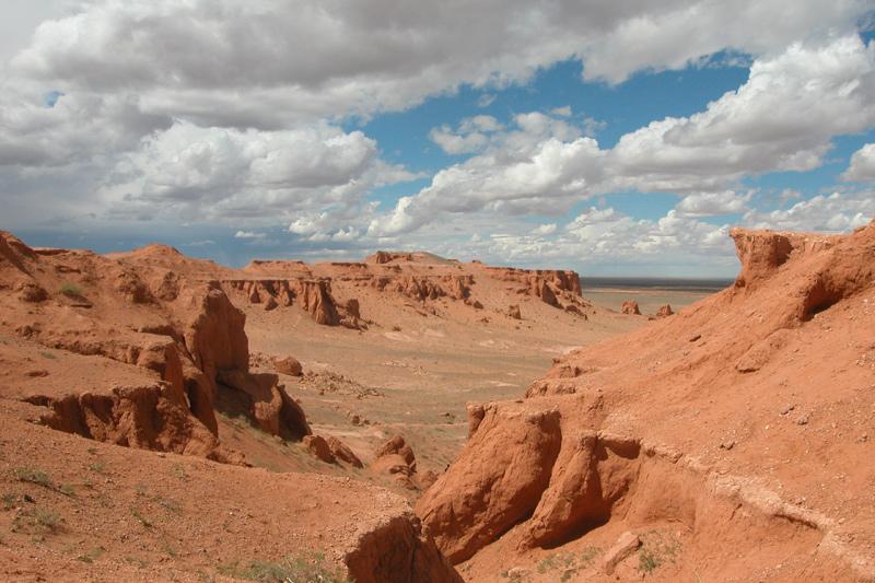 Gobi Desert Sands