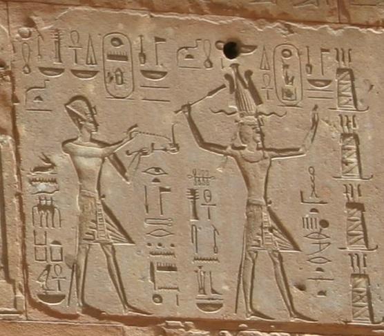 Hatshepsut & Thuthmosis III