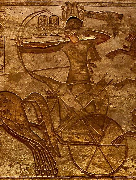 Pharaonic battles
