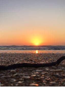 Photo showing sunrise