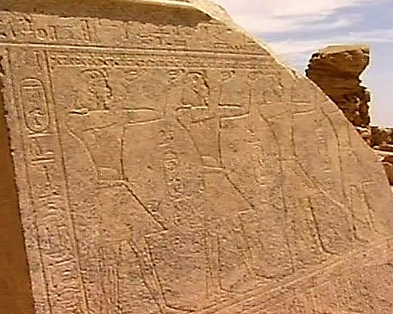Nubian kings
