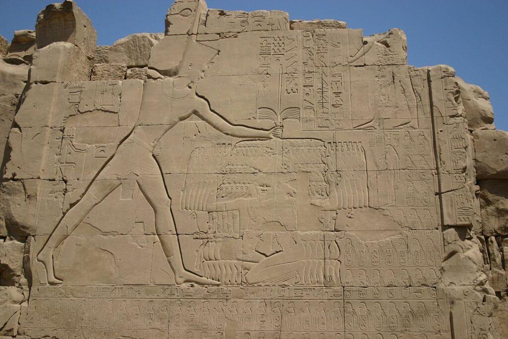Egyptian Battles gary gilligan