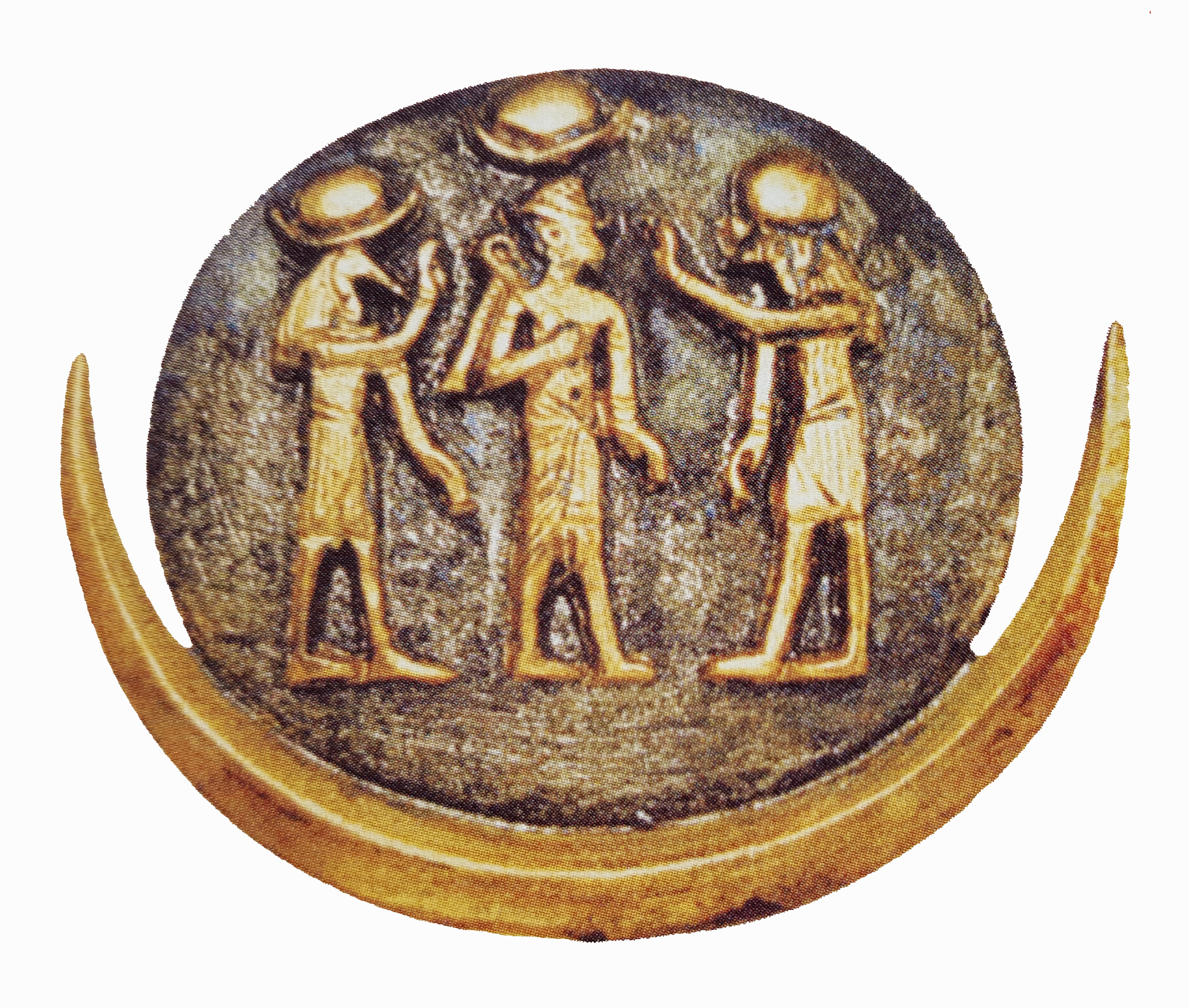 Tutankhamun Thoth Ra-Horakhty