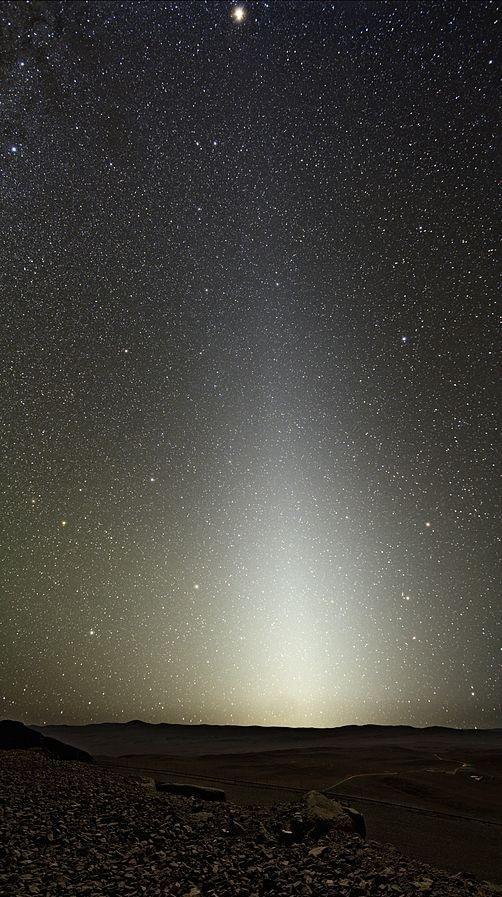 Zodiacal Light Gegenschein