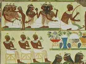 Afterlife Scene Egypt
