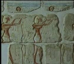 Akhenaten Worship Aten