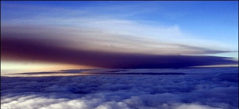 Augustine Volcano Alaska