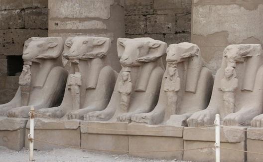 Avenue Of Sphinx
