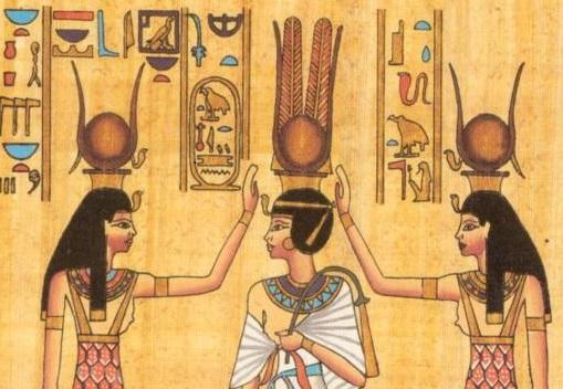 Comets Ancient Egypt