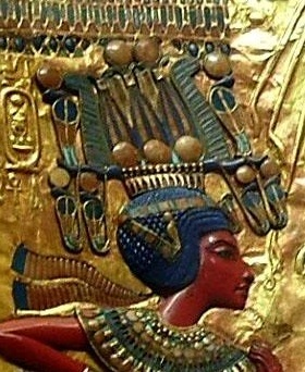 Egypt Tutankhamun Mars