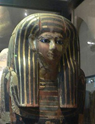 Egyptian Sarcophagus Mesre