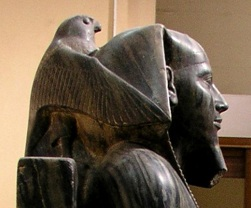 Falcon God Horus