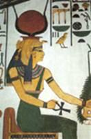 Hathor Solar Disk