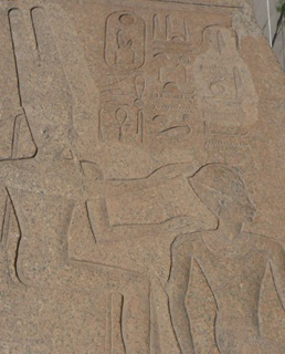 Hatshepsut's Coronation Amun
