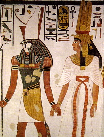 Horus Nefertari Afterlife