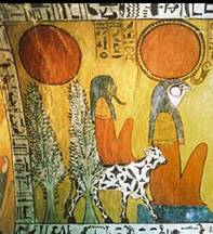 Horus Ra Sun