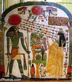 Horus Sun Egyptian