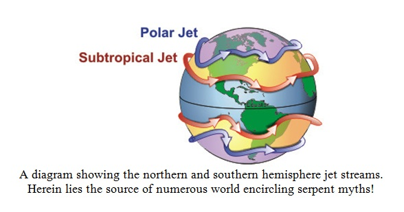 Jet Stream Serpents