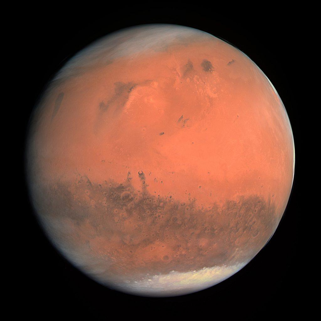 Mars God War