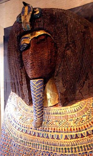 Mummy KV55 Akhenaten