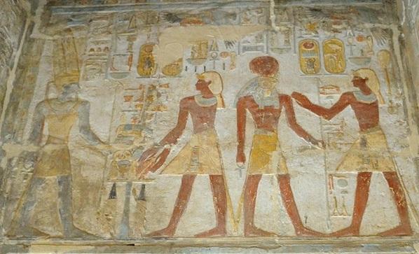 Ra Horakhty Tuthmosis Amun