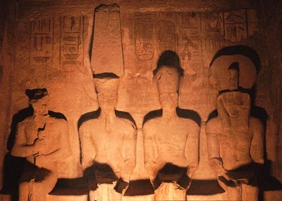 Ramesses Abu Simbel