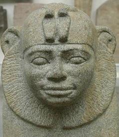 Taharka Nubian King