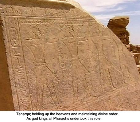 Taharqa Divine Order